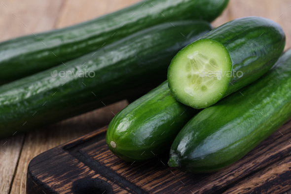 Cucumber - Stock Photo - Images