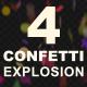 Confetti Explosion - VideoHive Item for Sale