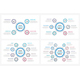 Circle Diagrams Set - GraphicRiver Item for Sale