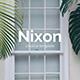 Nixon Creative Powerpoint Template