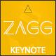 Zagg Keynote Presentation Template