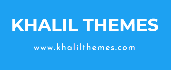 Khalilthemes themeforest banner 590 242