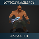 Barbarian - 3DOcean Item for Sale