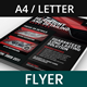 Headlight Restoration Promotional Flyer - GraphicRiver Item for Sale