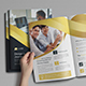 Bi-fold Brochure Bundle 2 in 1