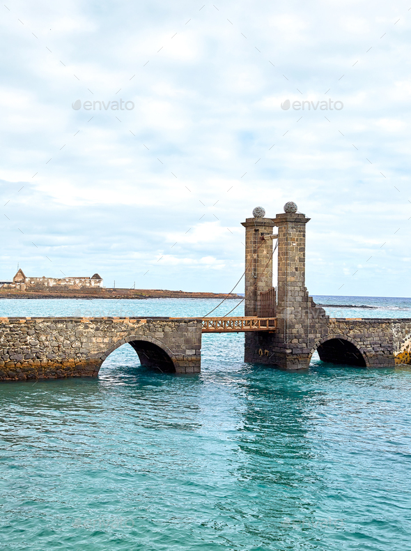 Arrecife History Museum - Stock Photo - Images