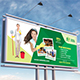 Clean Service Billboard
