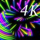 Rainbow Lines 4k 03