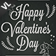 Happy Valentine's Day Poster / Flyer V01 - GraphicRiver Item for Sale
