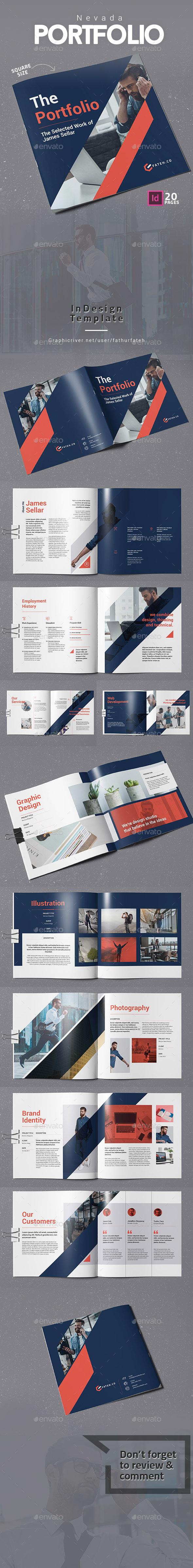 Nevada Portfolio Square - Corporate Brochures