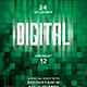 Digital Flyer - GraphicRiver Item for Sale