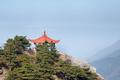 traditional pavilion on mount lushan - PhotoDune Item for Sale