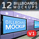 Underground Billboards Mockups V.1