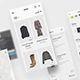 Marnie - Mobile eCommerce Store UI Kit - GraphicRiver Item for Sale
