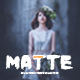 50 Ultimate Matte Presets For Lightroom 4,5,6,CC - GraphicRiver Item for Sale