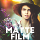 Matte Film Presets For Lightroom 4,5,6,CC