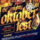 Oktoberfest Flyer Template V11 - GraphicRiver Item for Sale