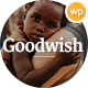 Goodwish - A Multipurpose Charity, Non-profit, and Fundraising Theme - ThemeForest Item for Sale