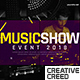 Music Show Event - VideoHive Item for Sale