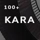 Kara – 100+ Modules - Responsive Email + StampReady Builder & Mailchimp Editor