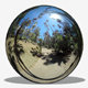 Tropical Trail Blue Sky HDRI - 3DOcean Item for Sale
