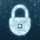 Padlock Circuit As a Symbol of Protection - VideoHive Item for Sale