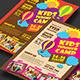 Kids Summer Camp - GraphicRiver Item for Sale