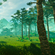 Panorama Of The Natural Landscape - VideoHive Item for Sale