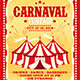 Carnival Fun Fair Flyer Poster - GraphicRiver Item for Sale