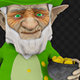 Leprechaun Waving - Hello Gesture (2-Pack) - VideoHive Item for Sale