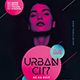 Urban City Party Flyer - GraphicRiver Item for Sale
