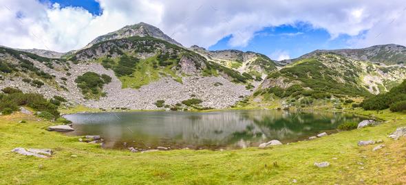Pirin mountains - Stock Photo - Images