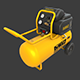 Air Compressor - 3DOcean Item for Sale
