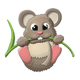 Mouse Character - GraphicRiver Item for Sale