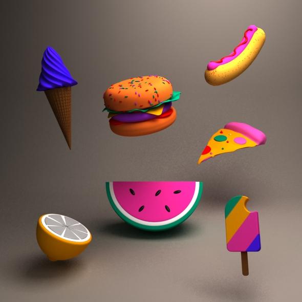 toon food
