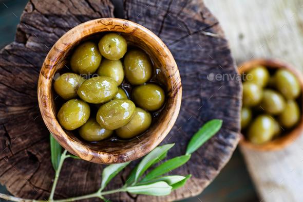 Olives - Stock Photo - Images