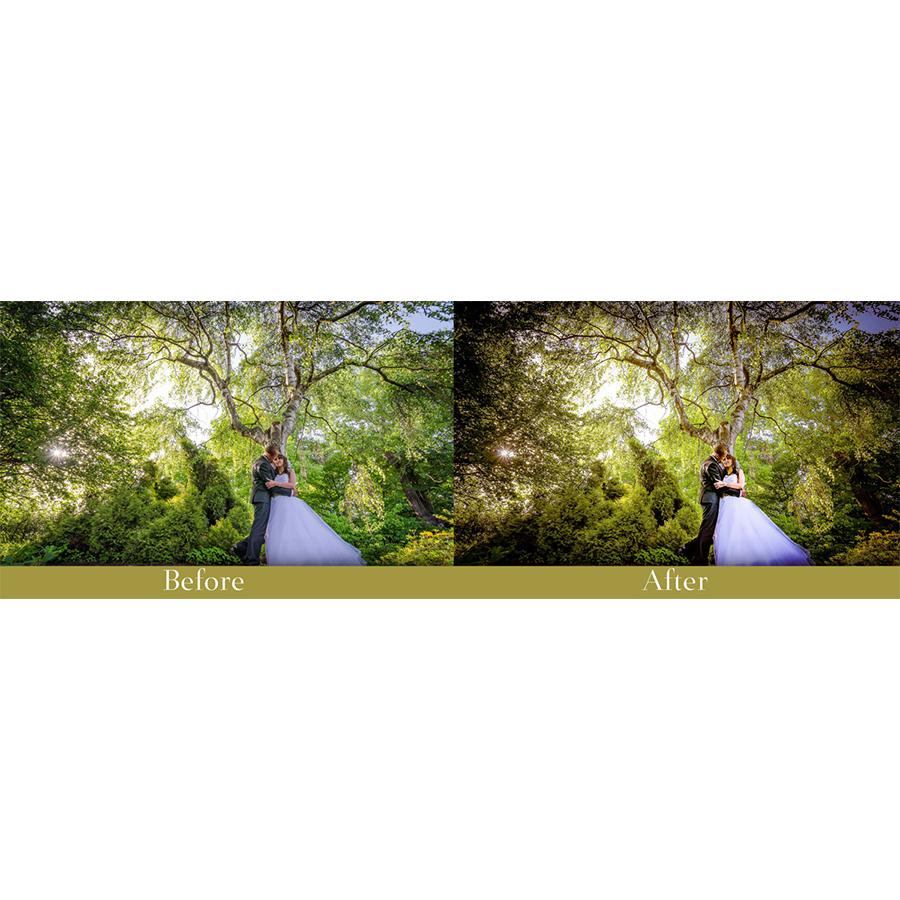50 Summer Wedding Premium Presets For Lightroom 4,5,6,CC