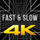 VJ Fast & Slow Abstract Looped - VideoHive Item for Sale