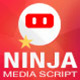 Ninja Media Script - Viral Fun Media Sharing Site