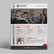 Modern Business Agency Flyer/Poster Tmplate