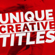 30 Titles - VideoHive Item for Sale