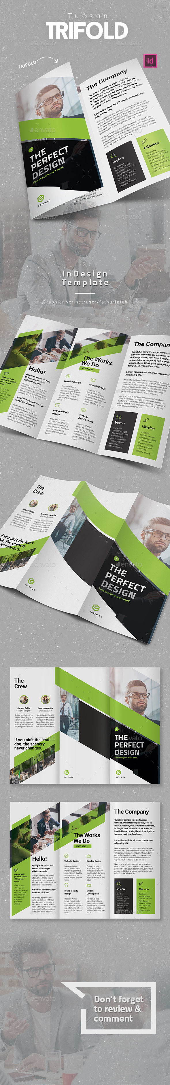 Tucson Trifold - Corporate Brochures