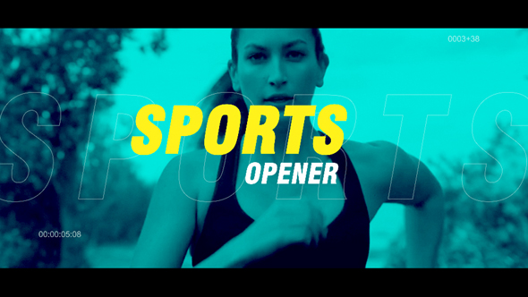 VideoHive Sports Opener 21234550
