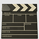 Movie Clappboard - VideoHive Item for Sale