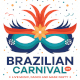 Brazilian Carnival Flyer - GraphicRiver Item for Sale