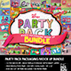 The Party Pack Packaging Mock up Bundle - GraphicRiver Item for Sale