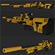 Sci-Fi Sniper - 3DOcean Item for Sale