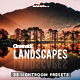 Cinematic Landscape Presets For Lightroom 4,5,6,CC - GraphicRiver Item for Sale