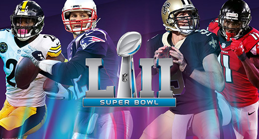 Super Bowl Promotional