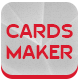 Cards Maker - CodeCanyon Item for Sale